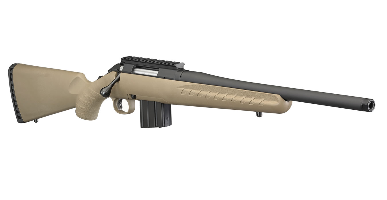 American Rifle Ranch  350 Legend Bolt-Action Rifle with AR-Style Magazine
