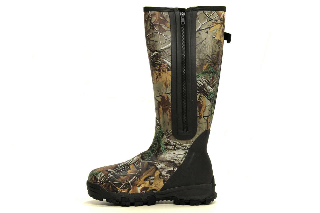Lacrosse Alphaburly Pro Side Zip Boot Vance Outdoors