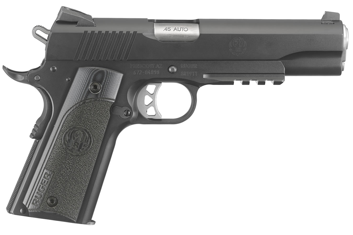 Ruger SR1911 .45ACP Talo Exclusive Centerfire Pistol with ...