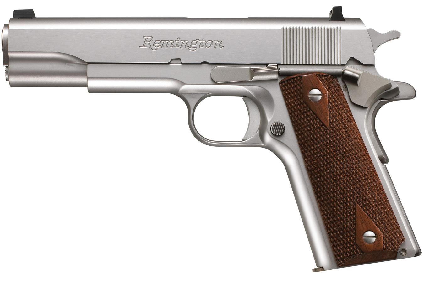 remington 1911 r1 stainless 45acp centerfire pistol sportsman s