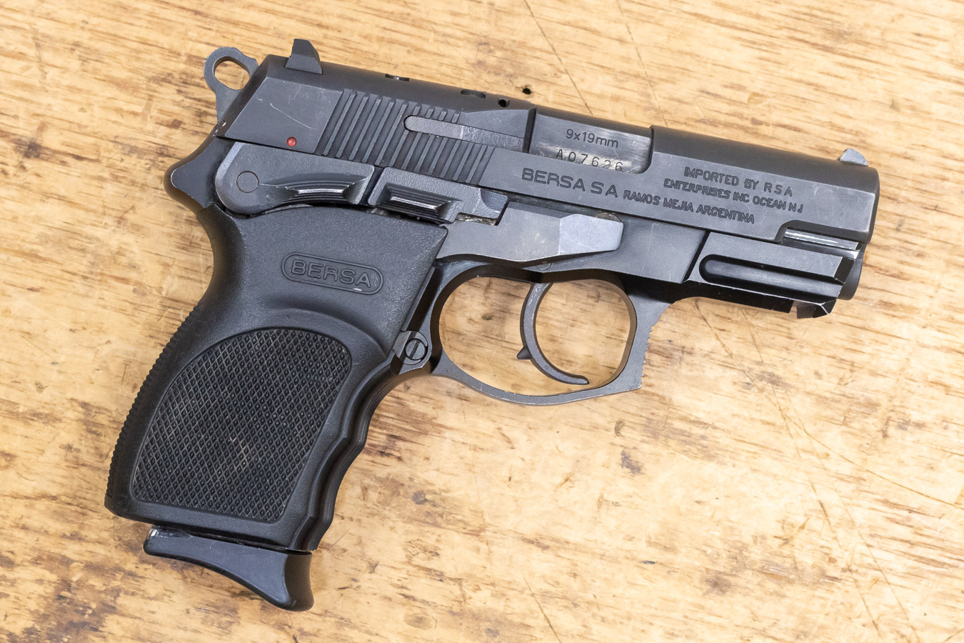 Thunder 9 Ultra Compact Pro 9mm 13-Round Used Trade-in Pistol