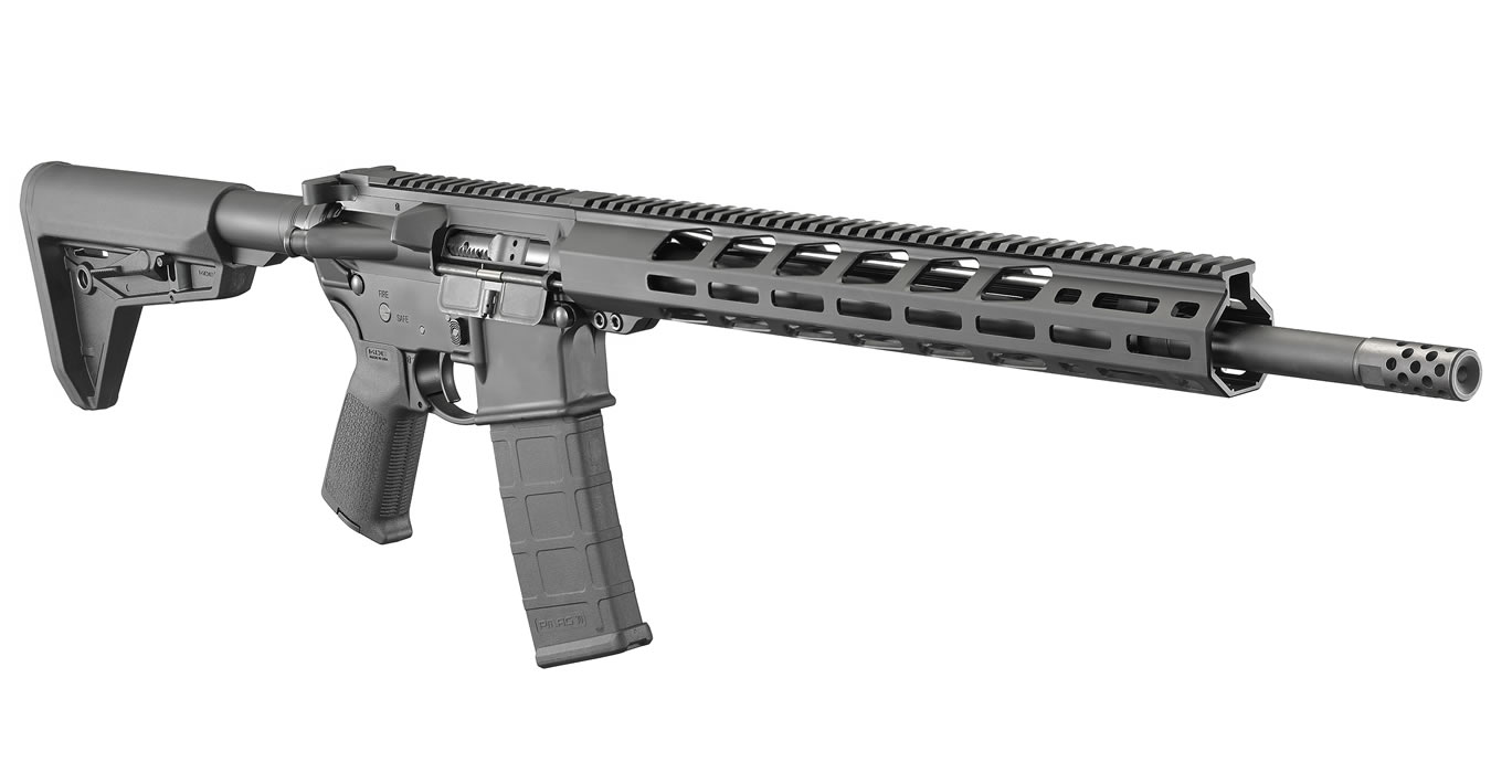 ruger ar 556 mpr 5 56mm semi automatic multi purpose rifle