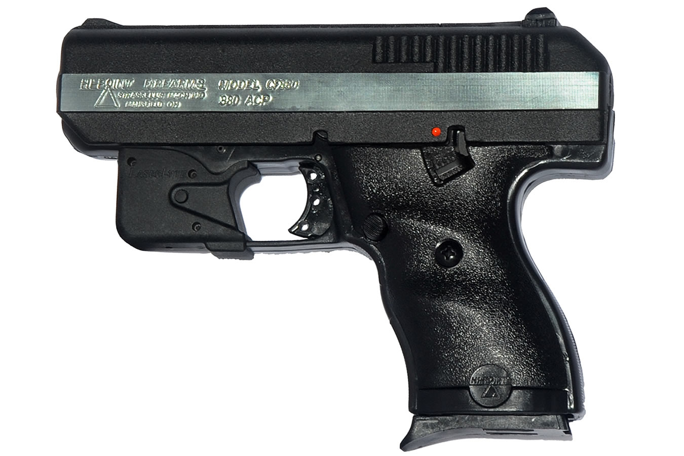Hi point cf380 380acp with laserlyte trigger guard mount for High pointe