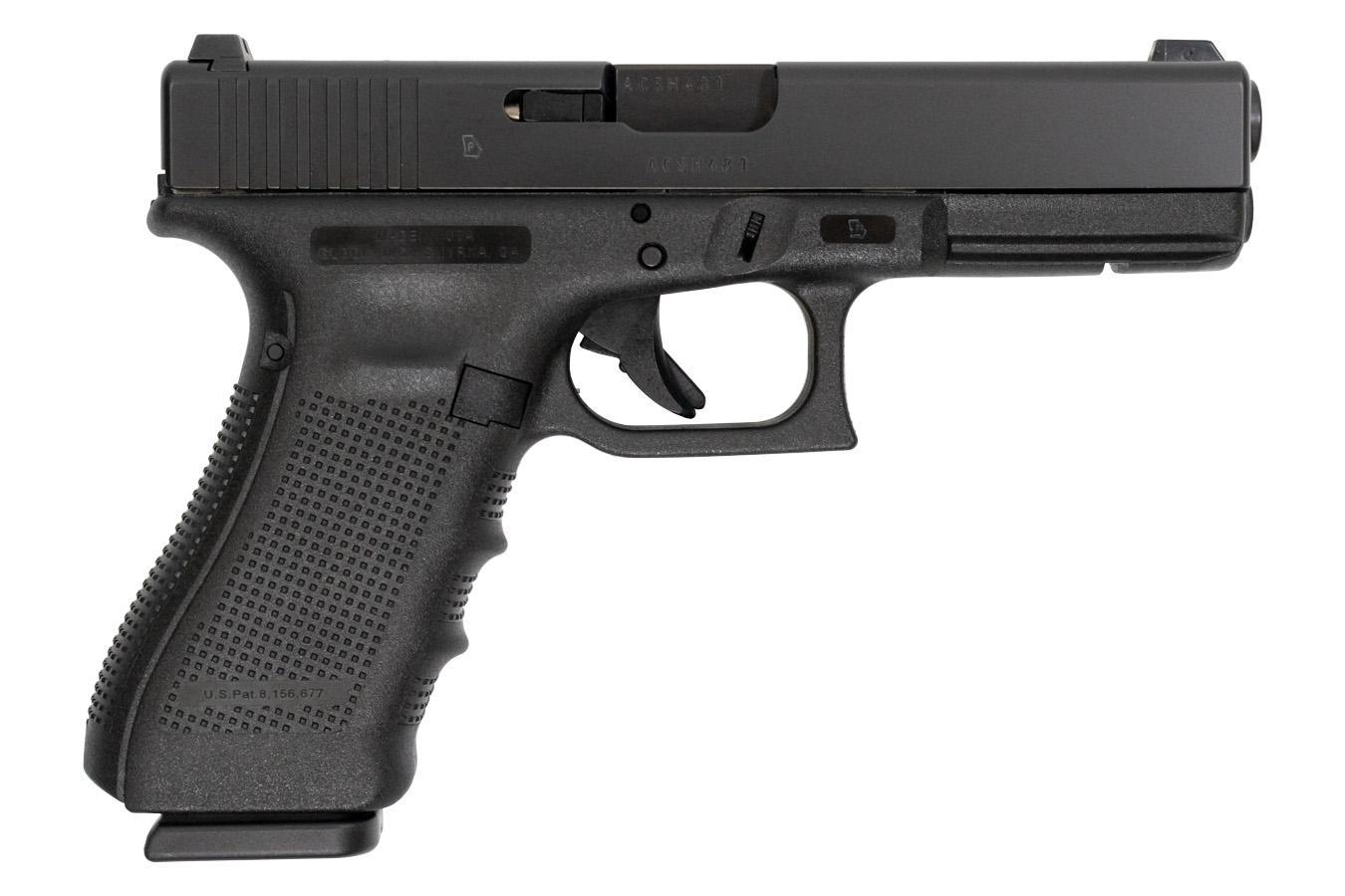 Glock 17 Gen4 9mm 17-Round Pistol (Made In USA) | Vance ...