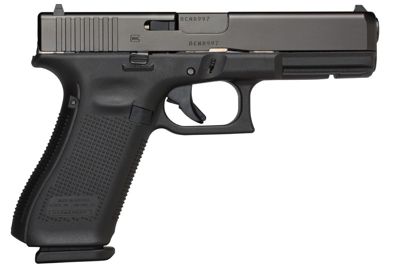 Glock 17 Gen5 9mm 17-Round Pistol | Vance Outdoors