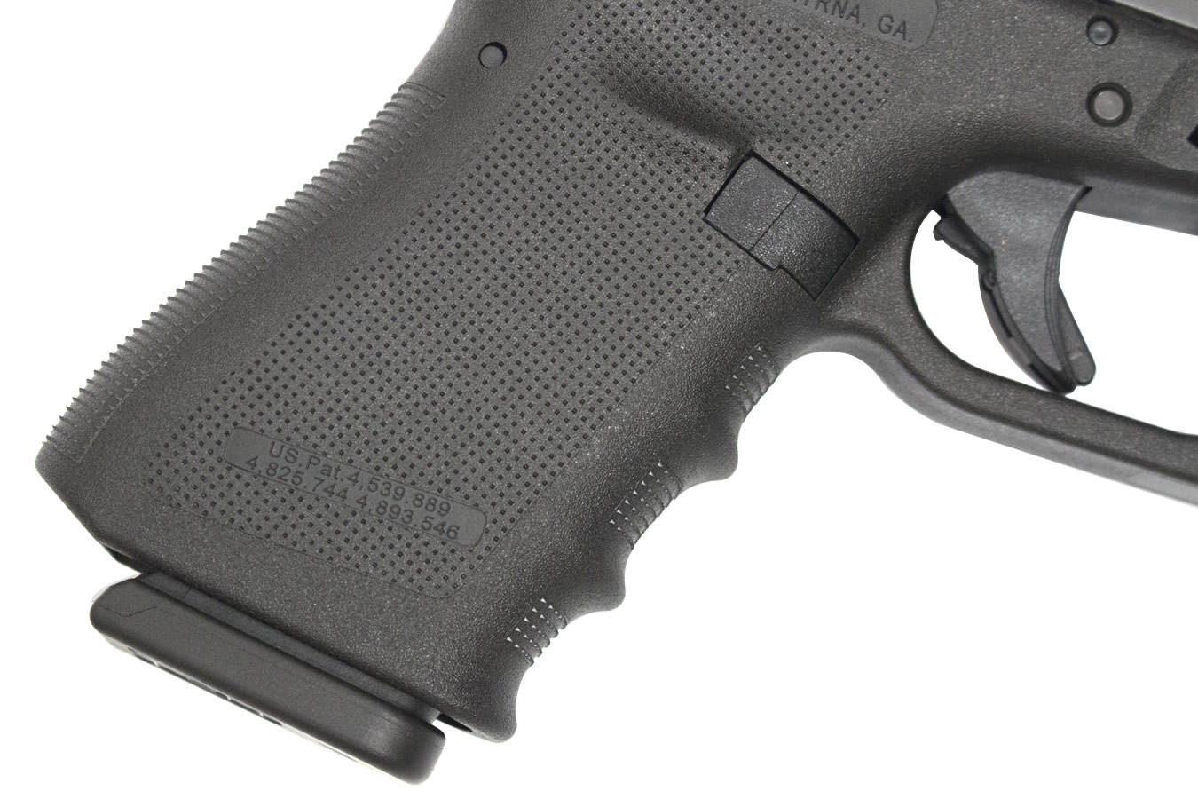 19 Gen3 9mm 15-Round Vickers Tactical Black Pistol with RTF2 Frame