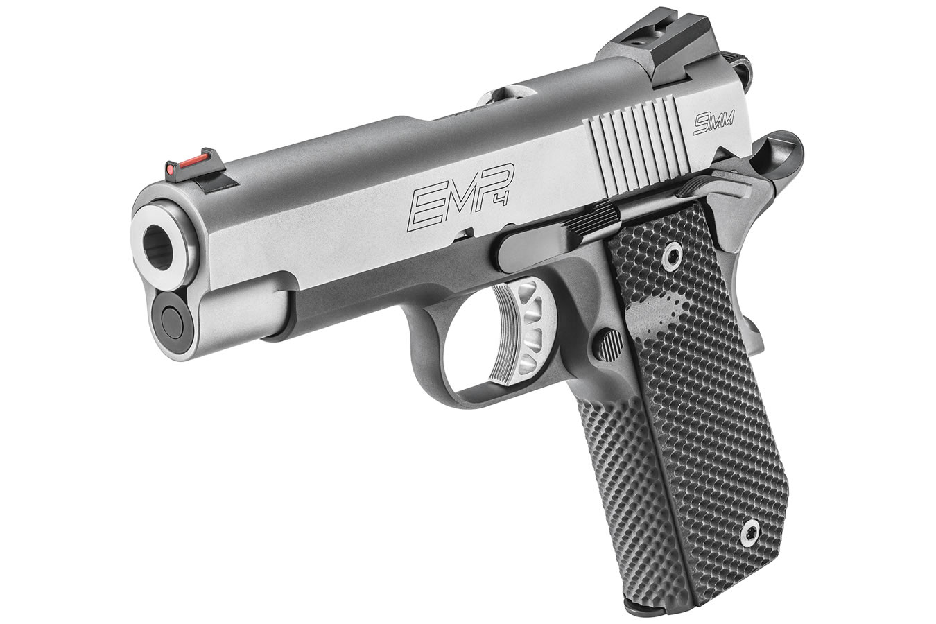 1911 EMP 4-Inch 9mm Lightweight Champion Essentials Package with Concealed  Carry Contour