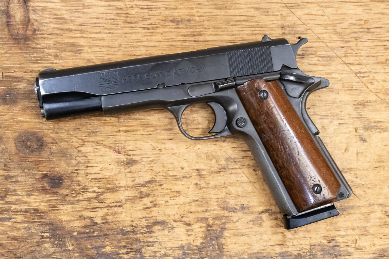 M1911 Full-Size 45 ACP Used Pistol