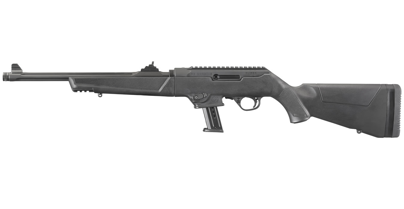 PC Carbine 9mm with Threaded Fluted Barrel