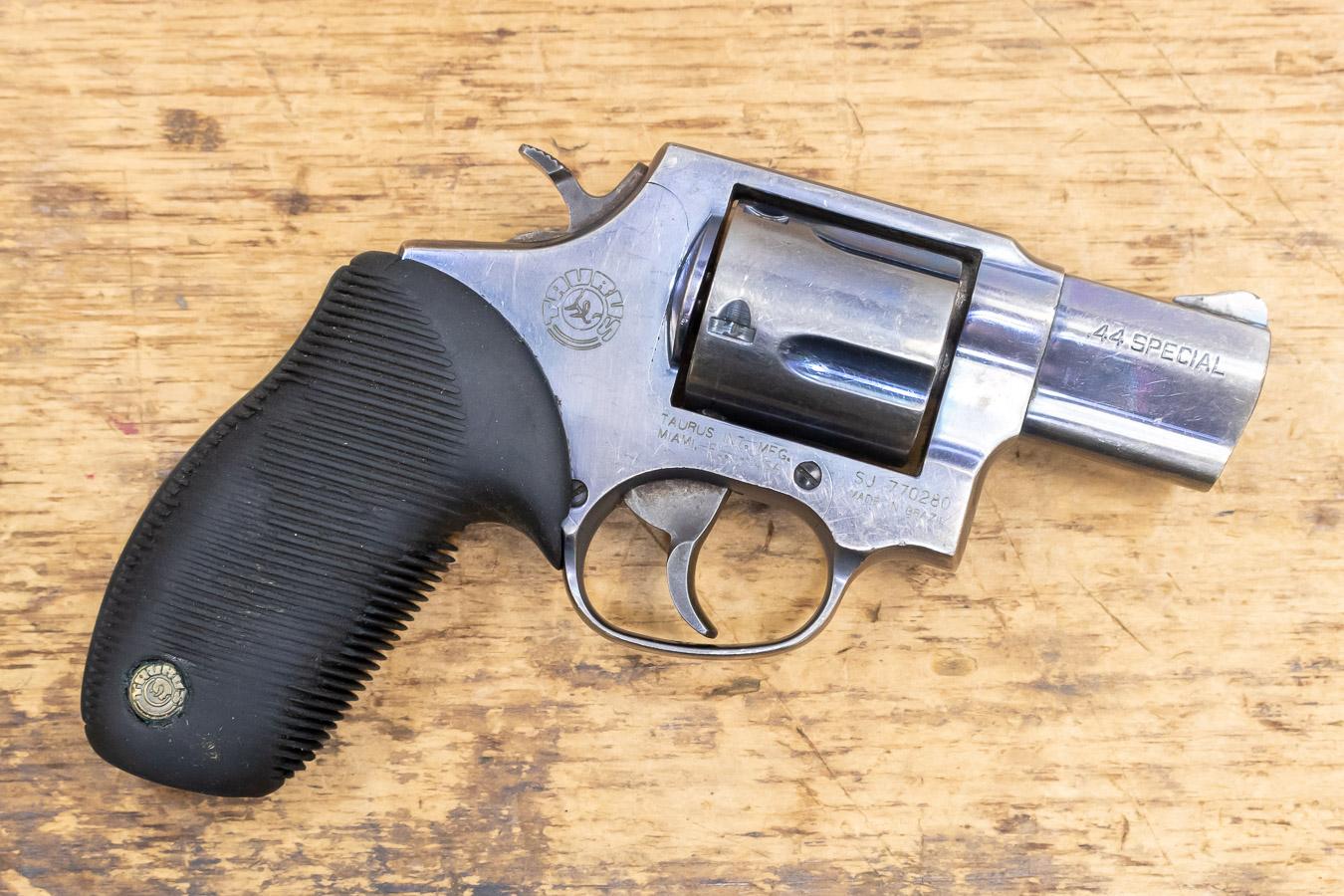 445 Titanium 44 Special Used Trade-in Revolver