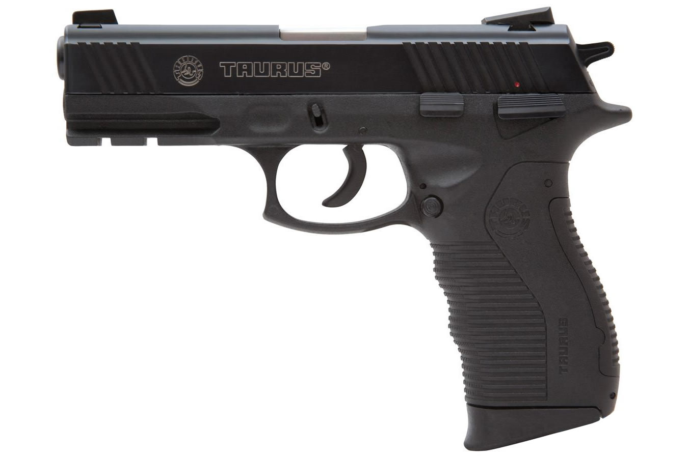 taurus pt809 9mm fullsize pistol sportsmans outdoor