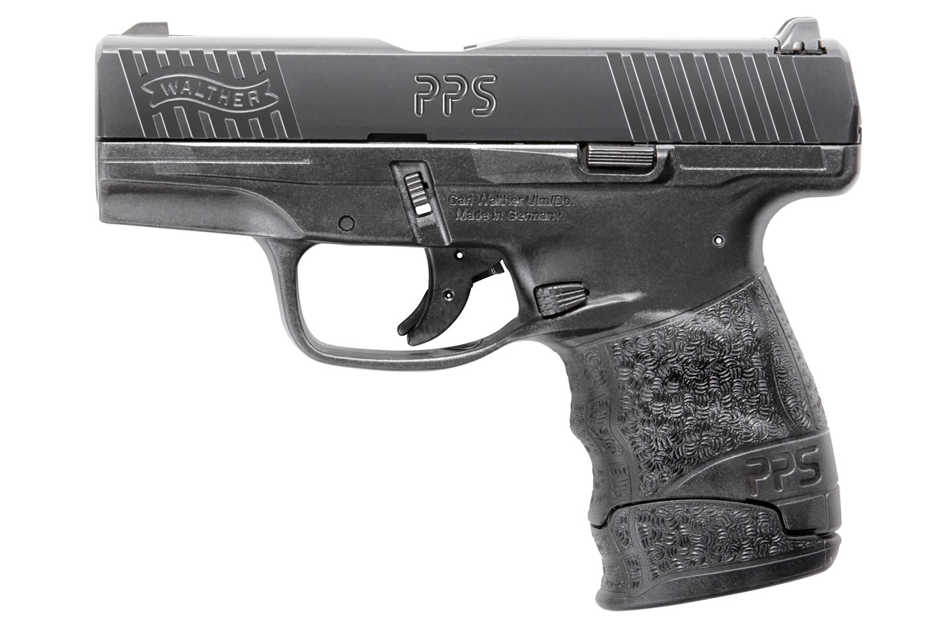 walther pps m2 9mm le edition with night sights sportsman s rh sportsmansoutdoorsuperstore com 9 Millimeter Handguns P Walther PPS vs Glock 26