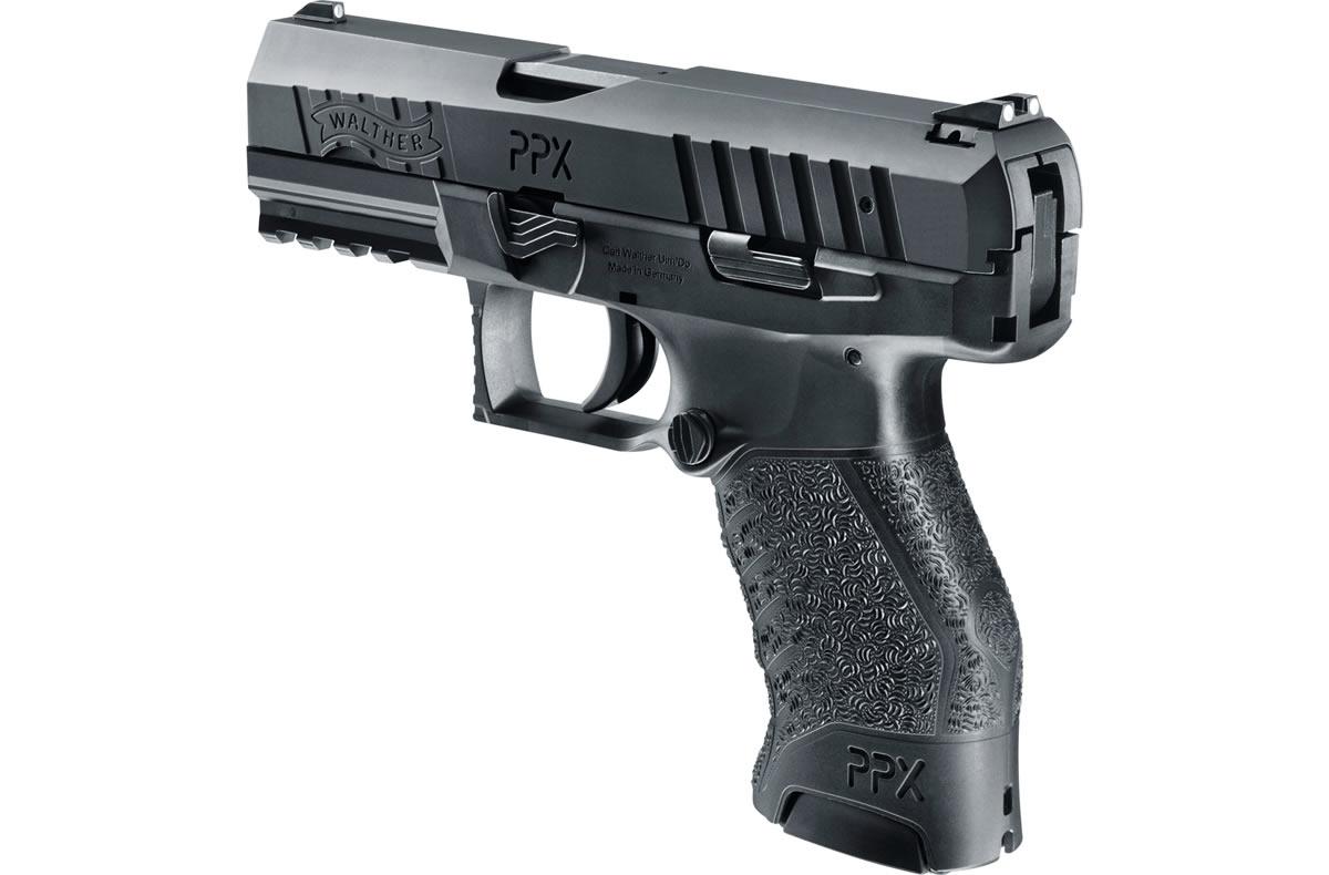 PPX M1 9mm Black Centerfire Pistol