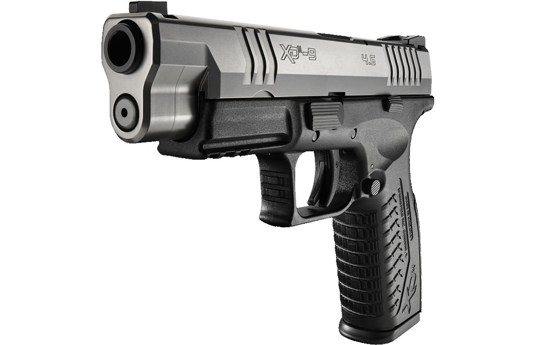 Springfield XDM 9mm 4.5 Full-Size Bi-Tone | Sportsman's Outdoor ...