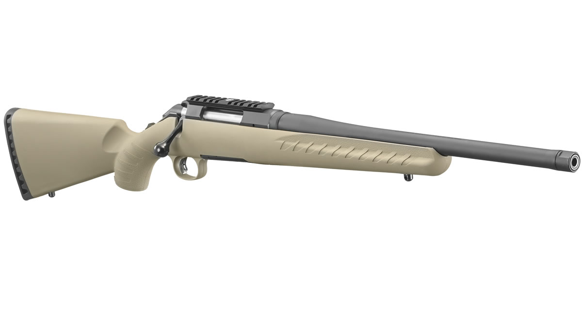 Ruger American Ranch 5 56 Nato Fde Bolt Action Rifle