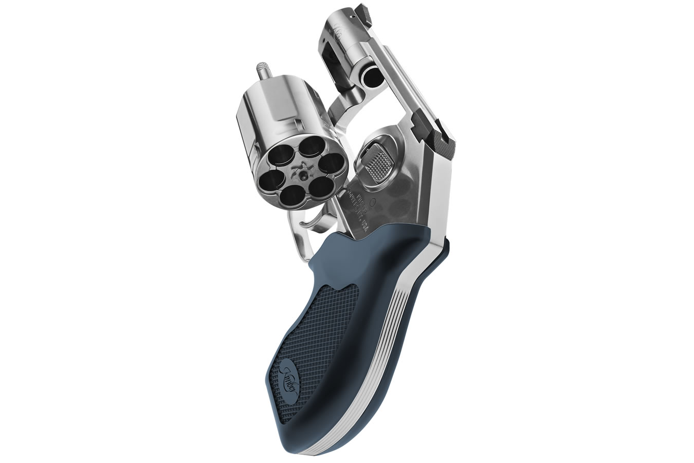 K6s Stainless 357 Magnum Double-Action Revolver
