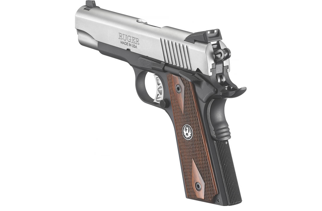 SR1911 45 Auto Lightweight Commander Centerfire Pistol