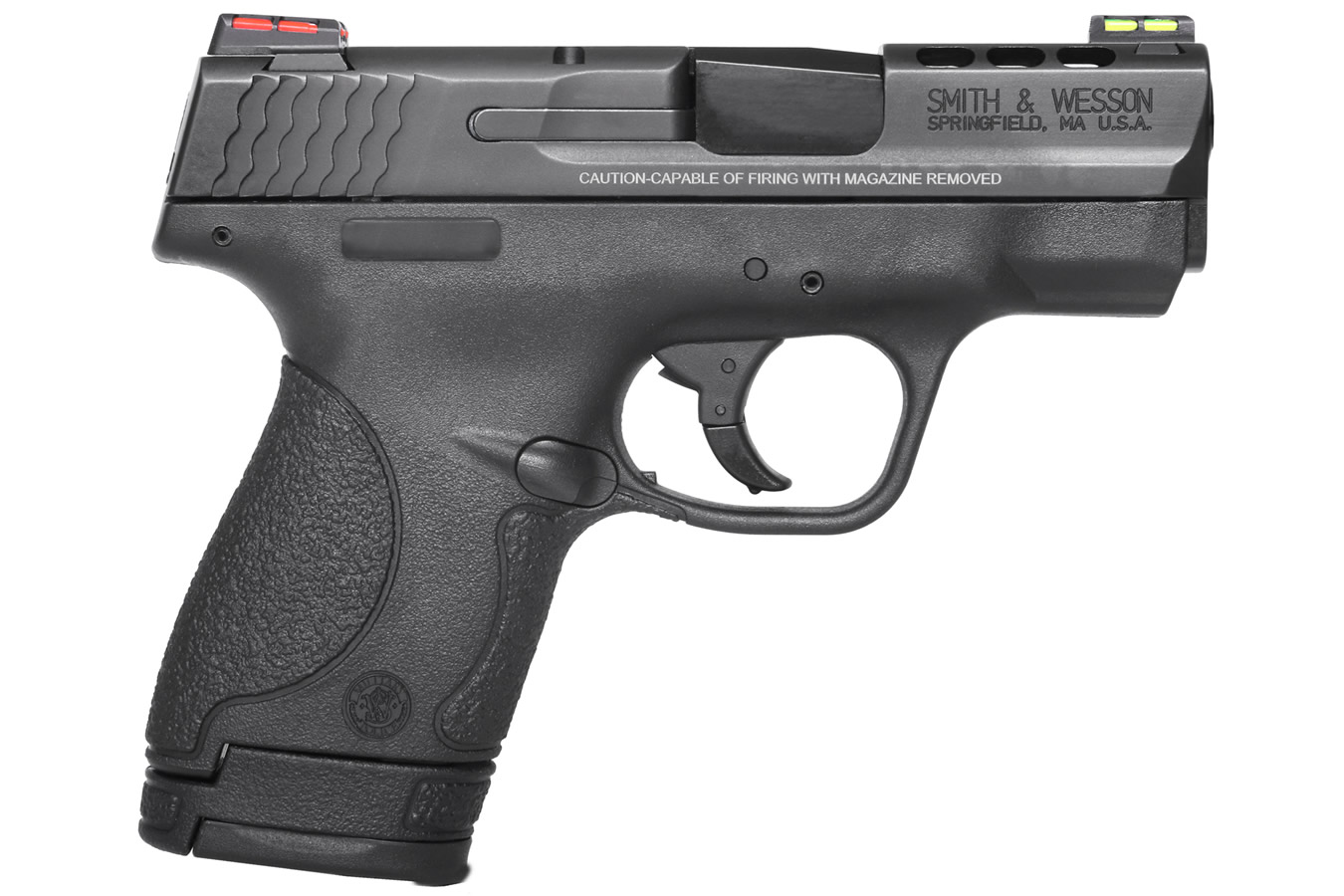 Smith wesson m p40 shield 40 s w performance center for M p ported shield 9mm