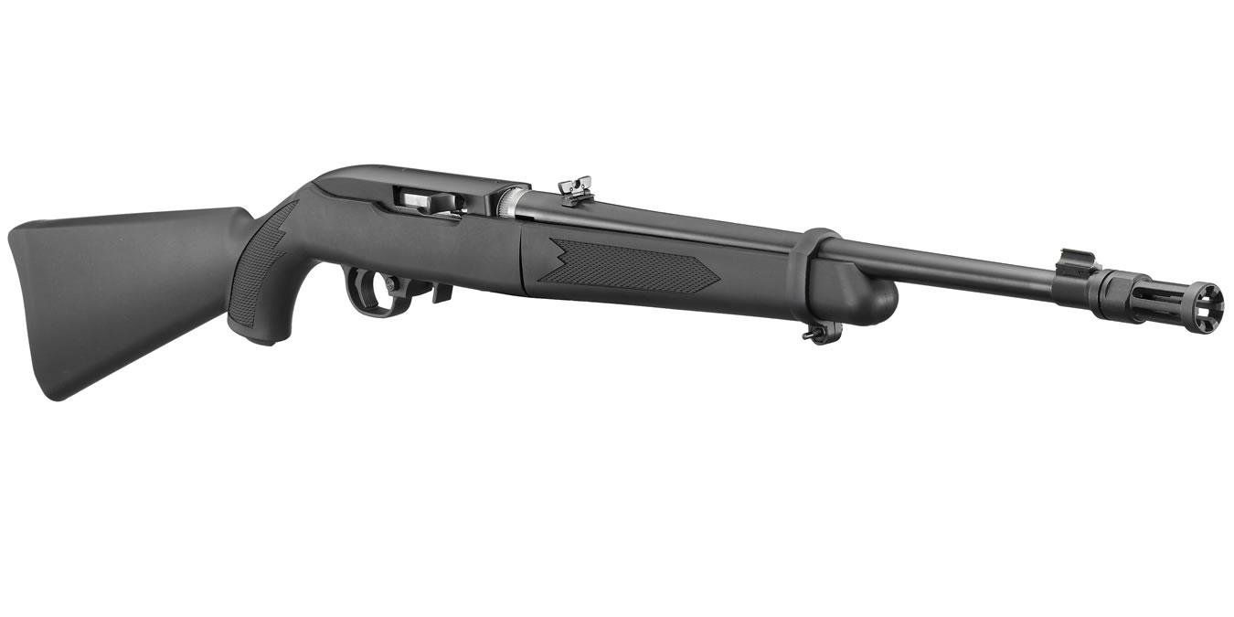 how to make a silencer for a 22 caliber rifle