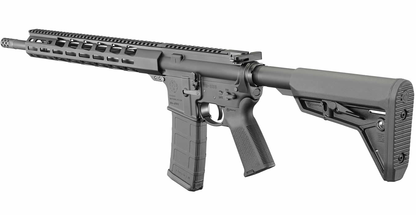 AR-556 MPR 5 56mm Semi-Automatic Multi-Purpose Rifle