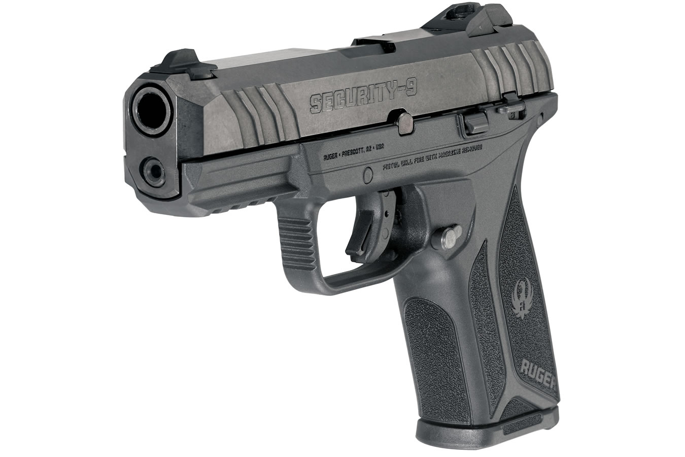 Security-9 9mm Pistol