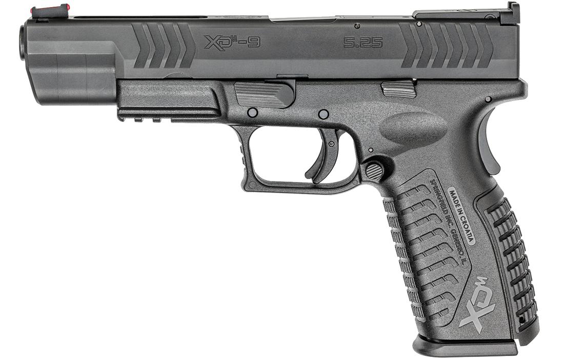 Xdm 9mm Bitone 5.25 Springfield Xdm 9mm 5.25
