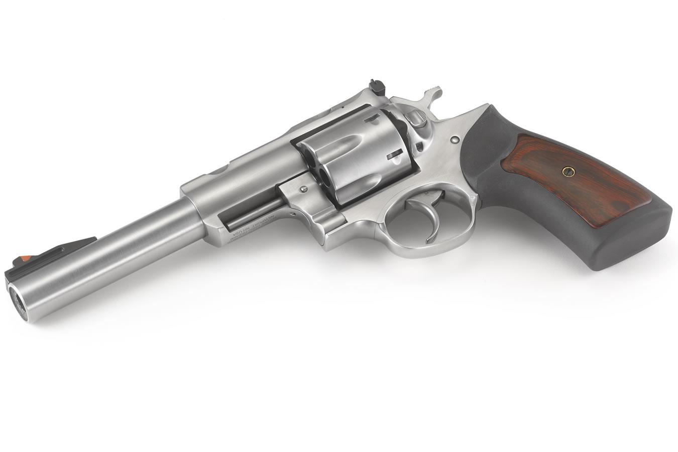 Super Redhawk 10mm Auto Double-Action Revolver